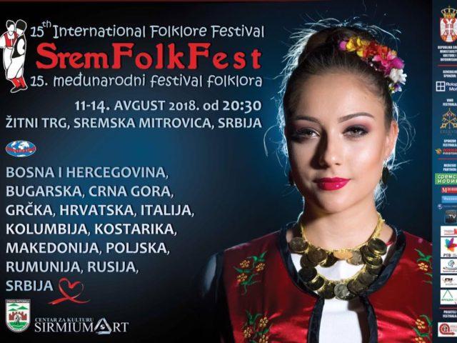 Srem Folk Fest DAJE SE NA ZNANJE!!!