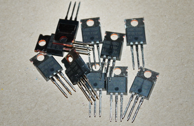 IRG4BC10SD Mosfet