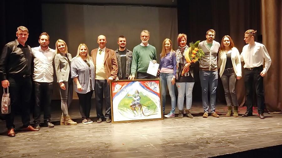 ✫ Pozorišna prestava u Crnoj Bari