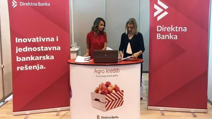 Direktna Banka proširila ponudu Agro kredita