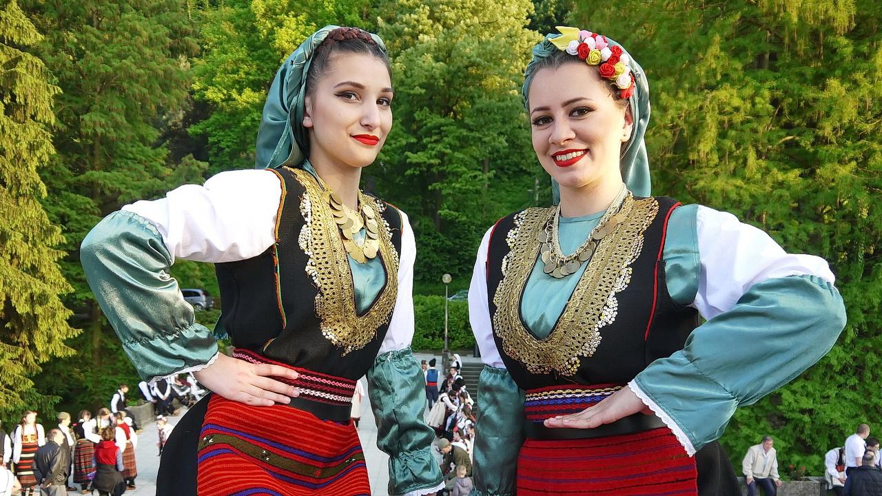 """Fotografije dana  Festival Folklora """"Raspevano Proleće"""" Lipnički Šor"""