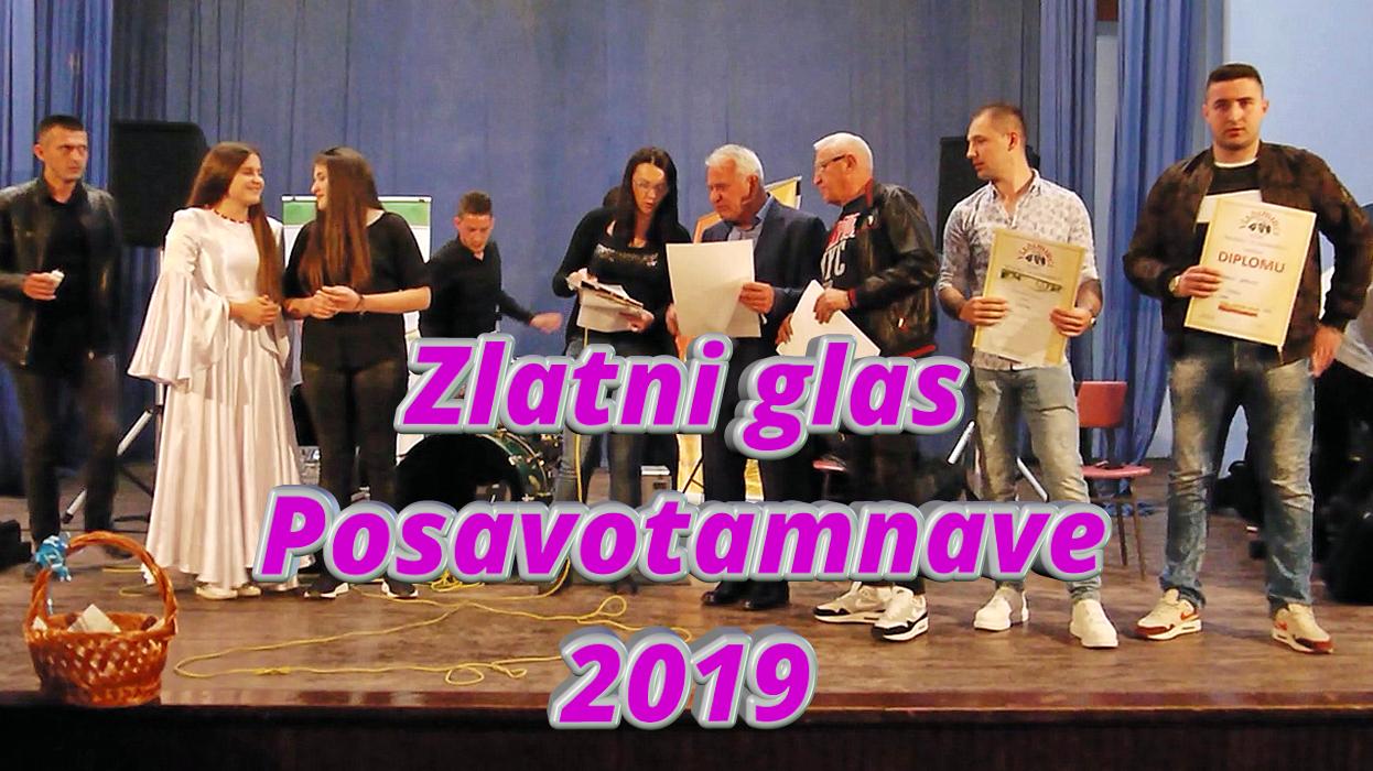17-ta manifestacija Zlatni glas Posavotamnave 28. 04. 2019.