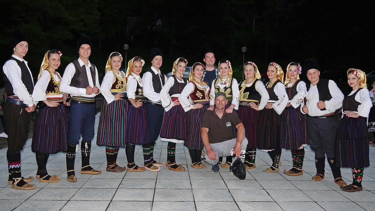 Međunarodni сабор фолклора Бошча  у Српцу четвртак 27. јуна 2019
