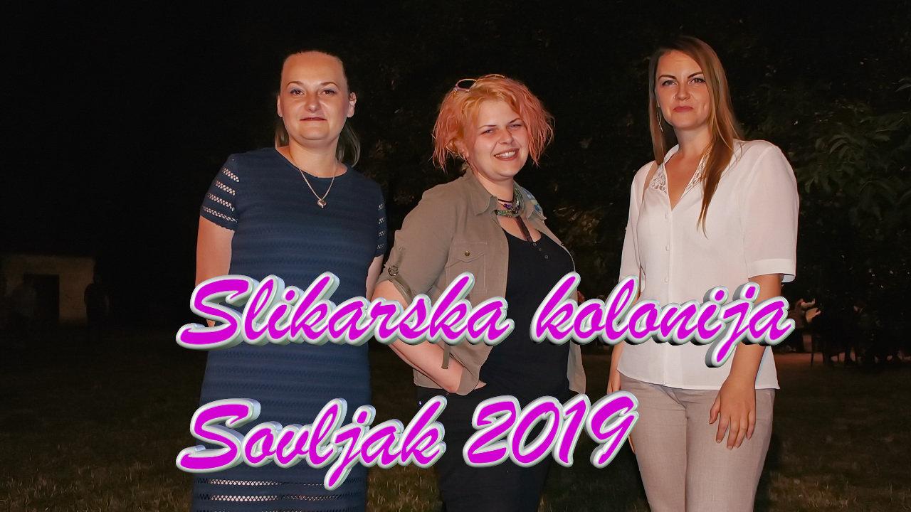 """Otvorena 21. Slikarska kolonija """"Sovljak"""" 2019"""