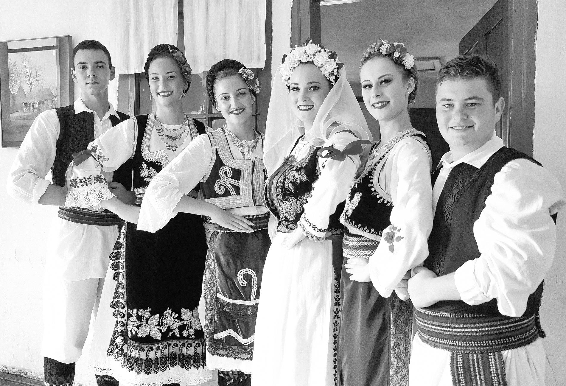 Učesnici  gladni, Hajdučko veče 2019