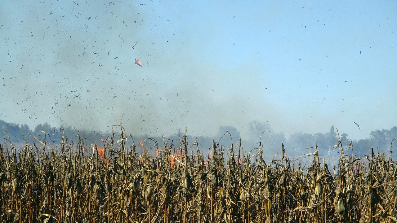 Apel poljučuvarske službe ne palite biljne ostatke