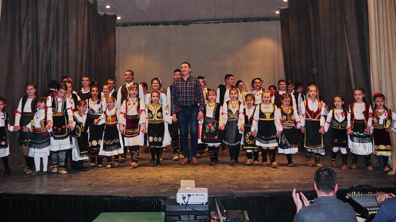 """Godišnji koncert КUD-a """"Jelica"""" Crna Bara"""