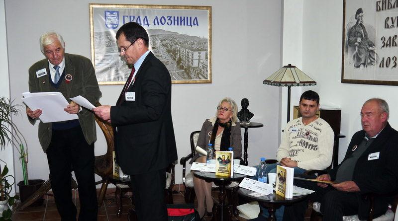 """Udruženje """"Miloš Milojević"""" iz Crne Bare nastavilo sa promocijom knjige u Loznici"""