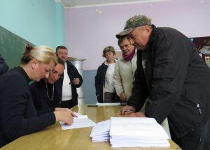 Dobra izlaznost građana na referendum