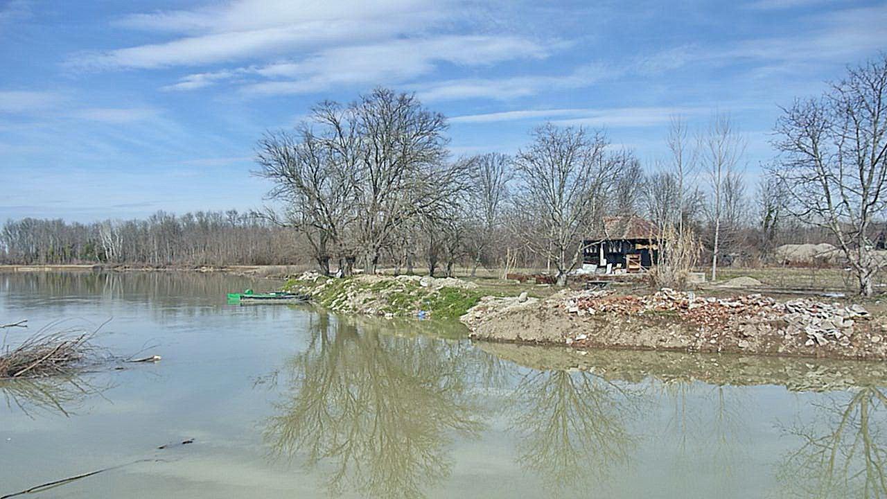 Vodostaj reke Drine Crna Bara i trenutna situacija na dan 10 mart 2018