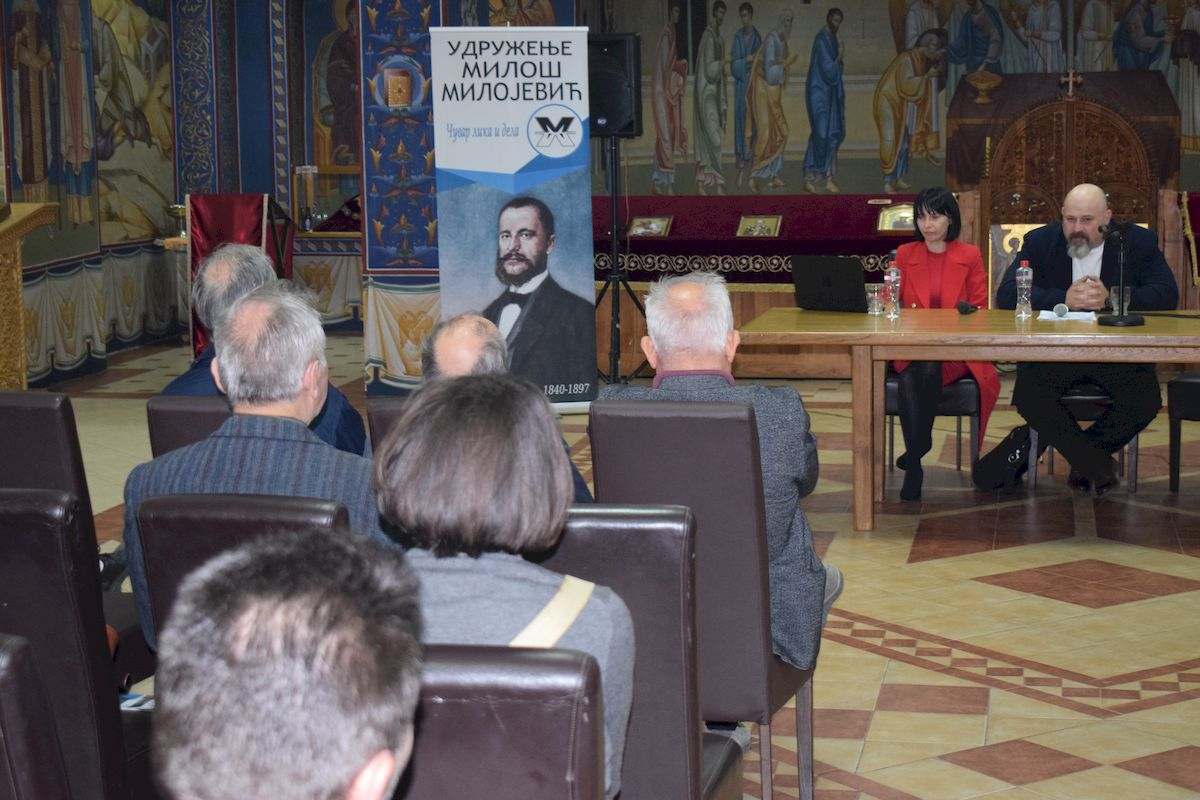 "FOTO, VIDEO: Predavanje ""Svetorodna loza Nemanjića"" u Loznici"
