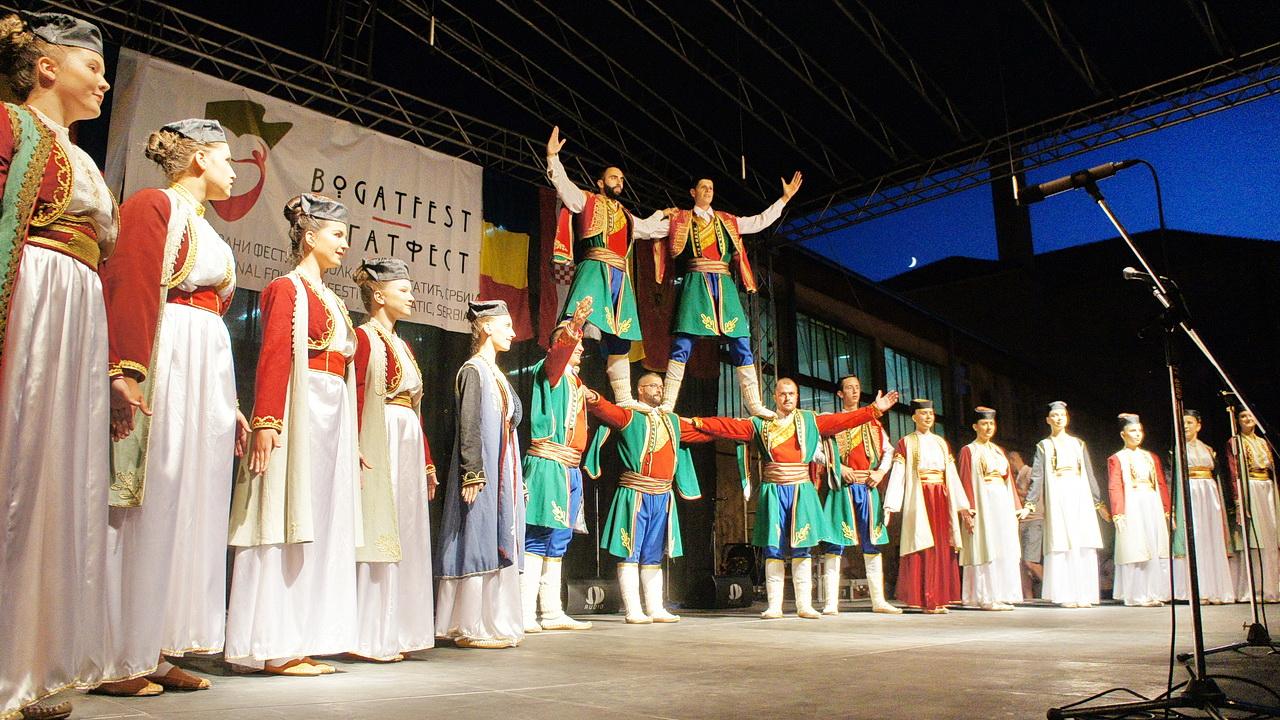 Počeo Festival folklora BogatFest u Bogatiću