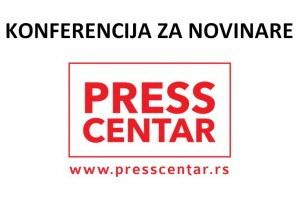Najava vanredne konferencije: SUTRA (CETVRTAK), 29. avgusta u 13 casova