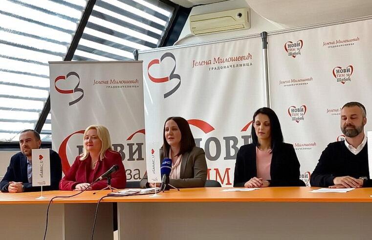 Novi Tim za Šabac predstavljeni su programi zdravstvene i socijalne zaštite.