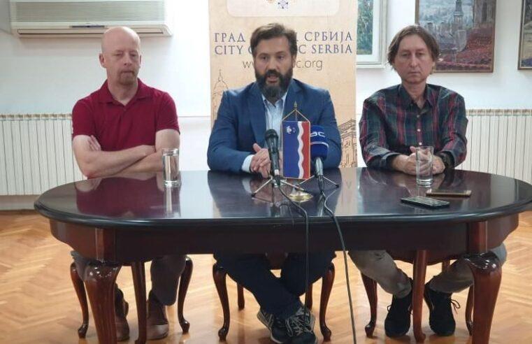 Jevrem Obrenović dolazi u Šabac