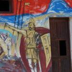 Crna Bara 2 provale i oskrnavljeno umetničko delo